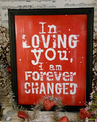 In loving you...sign