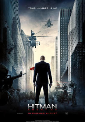 Hitman Agent 47 (2015) HC HDRip + Subtitle