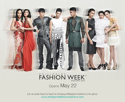 Style Wise Manila Philippine Fashion Week 2012 Schedule