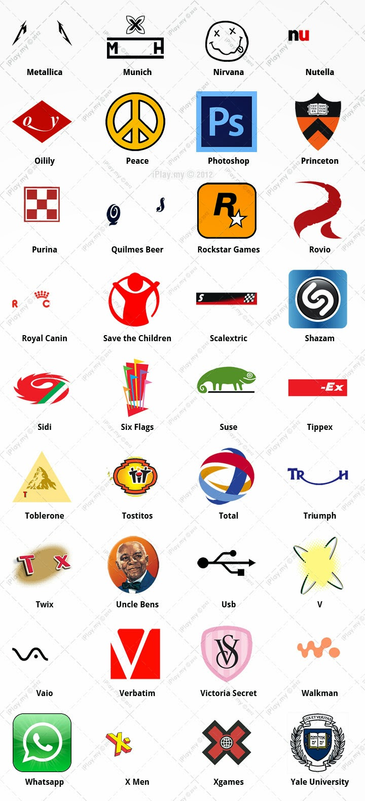 logo quiz ultimate answers level 11