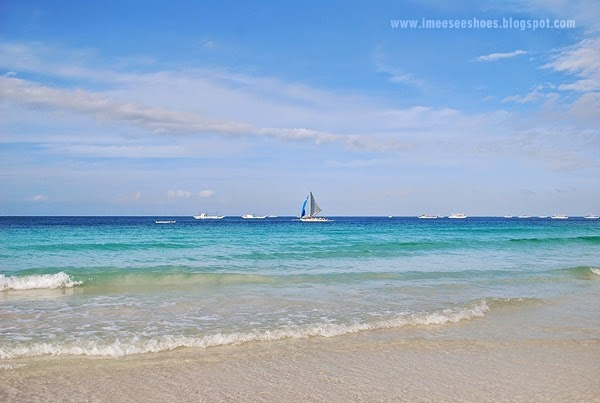 boracay, day, clear
