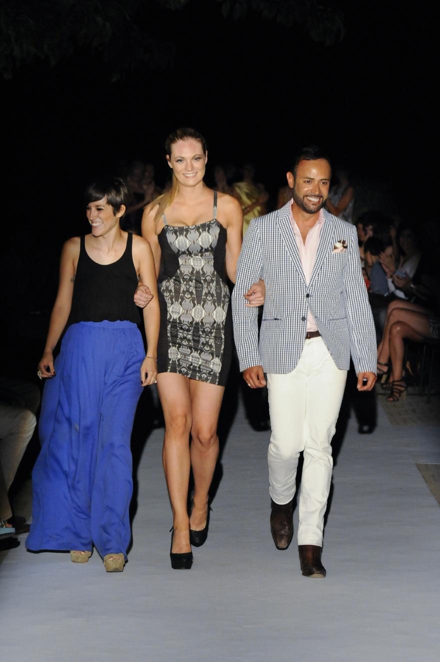 Nikolaki Nikolaki Collection In Florence Italy Fashion Show Nick Verreos