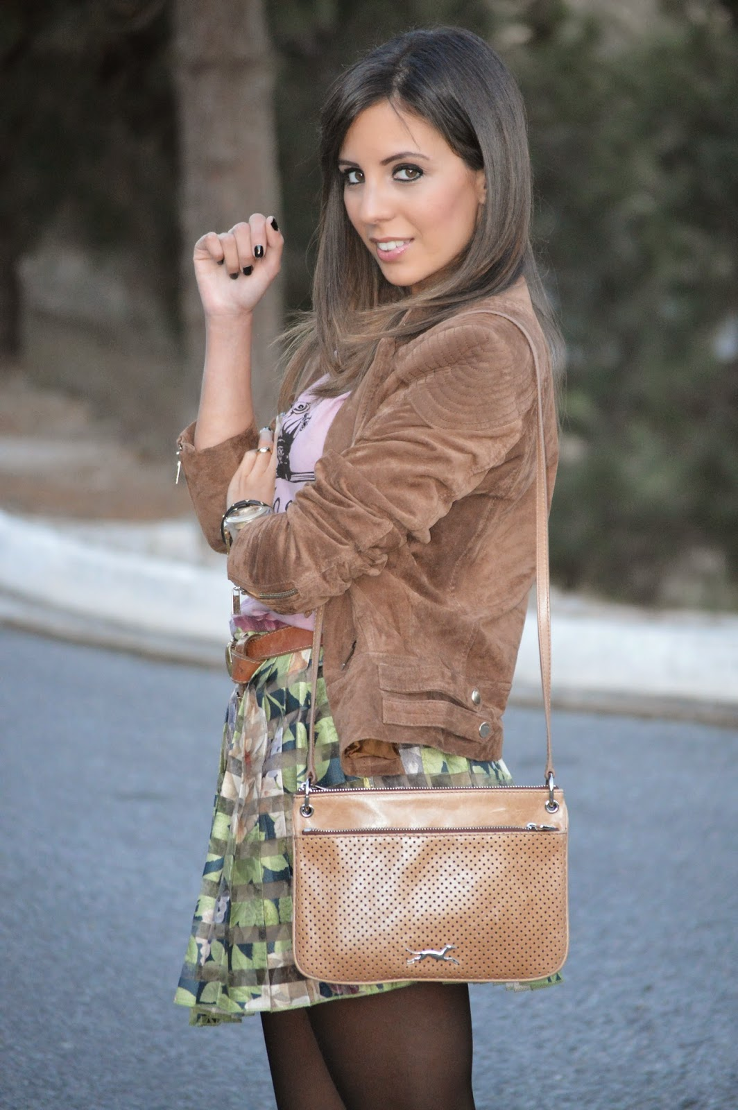 street style cristina style blogger malagueña fashion blogger mañaguena zara mango dolores promesas moda mood outfit look chic casual  lovely blog gorgeous inspirations