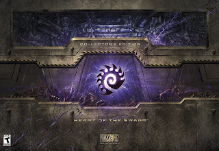 starcraft ii heart of the swarm collectors edition box art StarCraft II: Heart of the Swarm   Release Date Announced
