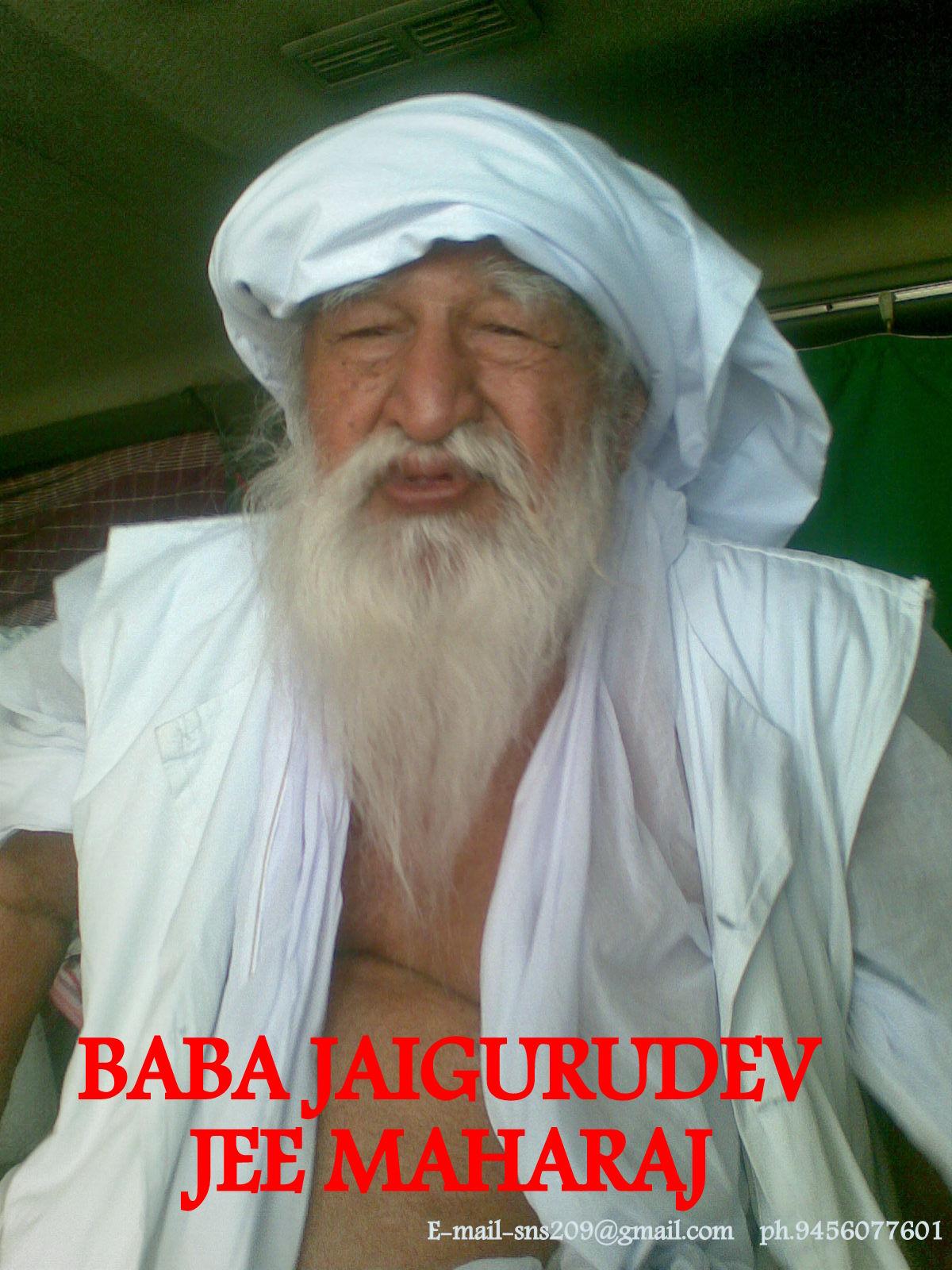 Spiritual Masters in India Current Spiritual Master