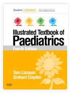 illustrated textbook of paediatrics pdf 4th Edition by Tom Lissauer, Graham Clayden