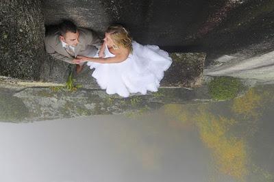 Foto Wedding Ekstrim
