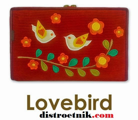 model terbaru dompet hpo namian love bird