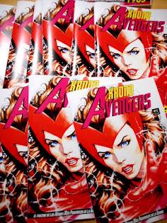 Krono Avengers Volumen 2