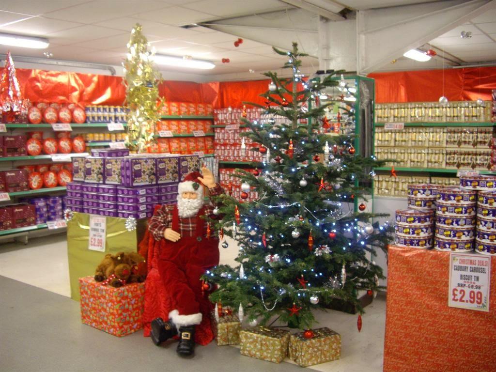 Supermercado el rodeo fechas dicembrinas decoracion for Decoracion de supermercados