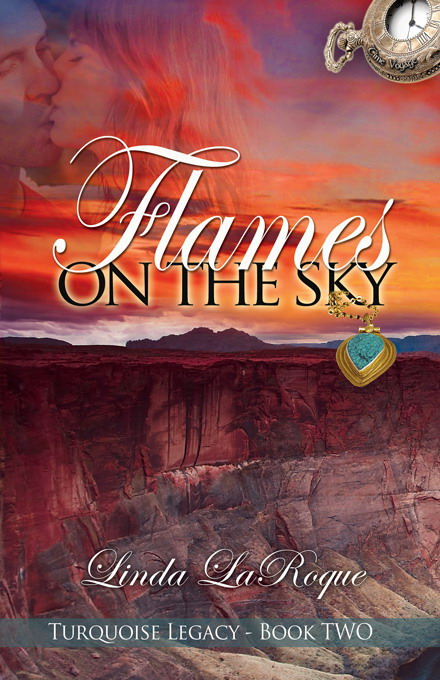 Flames On The Sky—Book II of the Turquoise Legacy