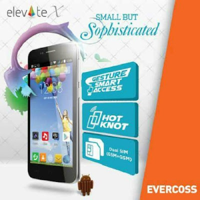 HP Android Murah Berkualitas Evercoss A74B Elevate X