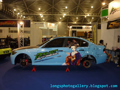 Itasha BMW 3 Series