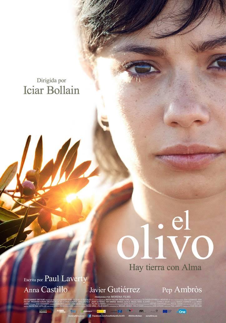 Un cartel para EL OLIVO