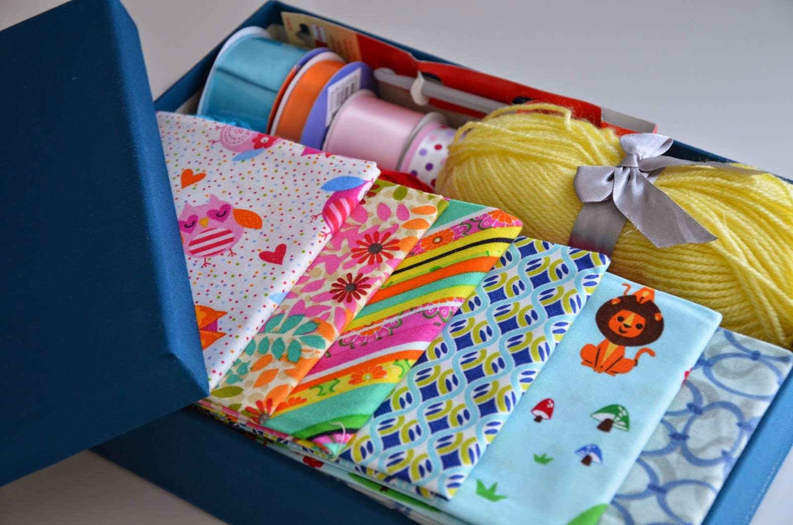 Knitting and sewing gifts