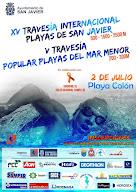 XV Travesía Playas de San Javier