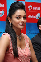Actress Pooja Kumar in Airtel DTH Release