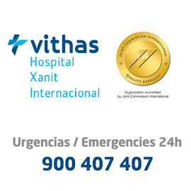 Vithas Hospital Xanit Internacional