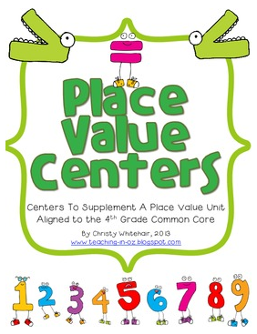 http://www.teacherspayteachers.com/Product/Differentiated-4th-Grade-Common-Core-Aligned-Place-Value-Centers-580918