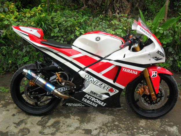 Modif Yamaha All New Vixion