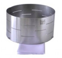 Etiel Cylindrical cheese mold