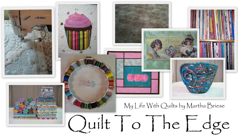 Quilt to the Edge