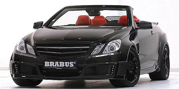 Modification of mercedes benz e class by brabus new car for Mercedes benz modification