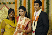 Rahul and Chinmayi wedding reception photos-thumbnail-17