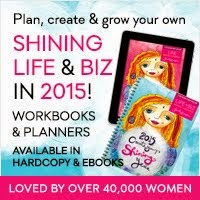 I am all about planners and setting goals!