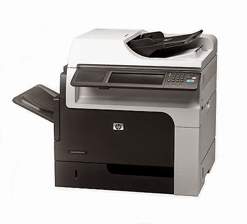 Download Driver HP LaserJet Enterprise M4555h MFP