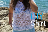 Базовая модель блузка рубашка