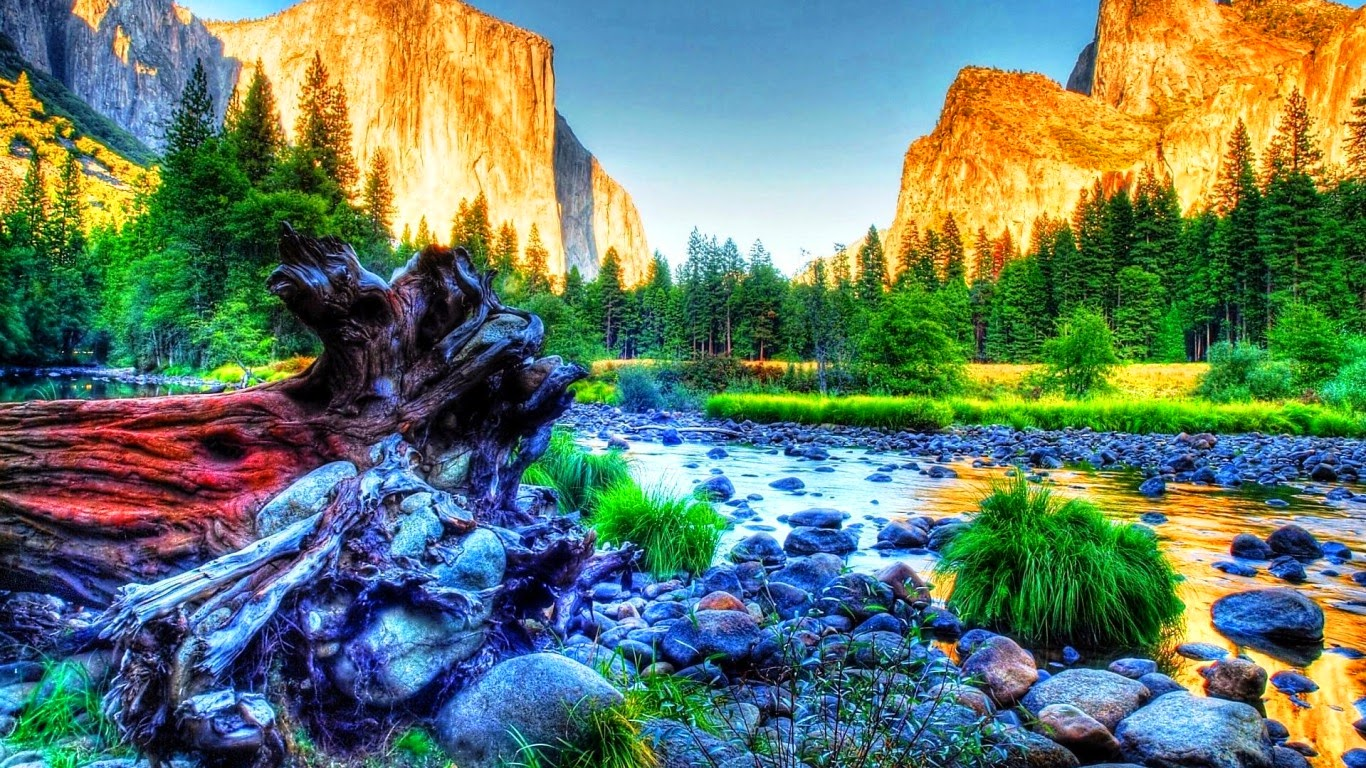 colorful valley wallpaper - photo #35