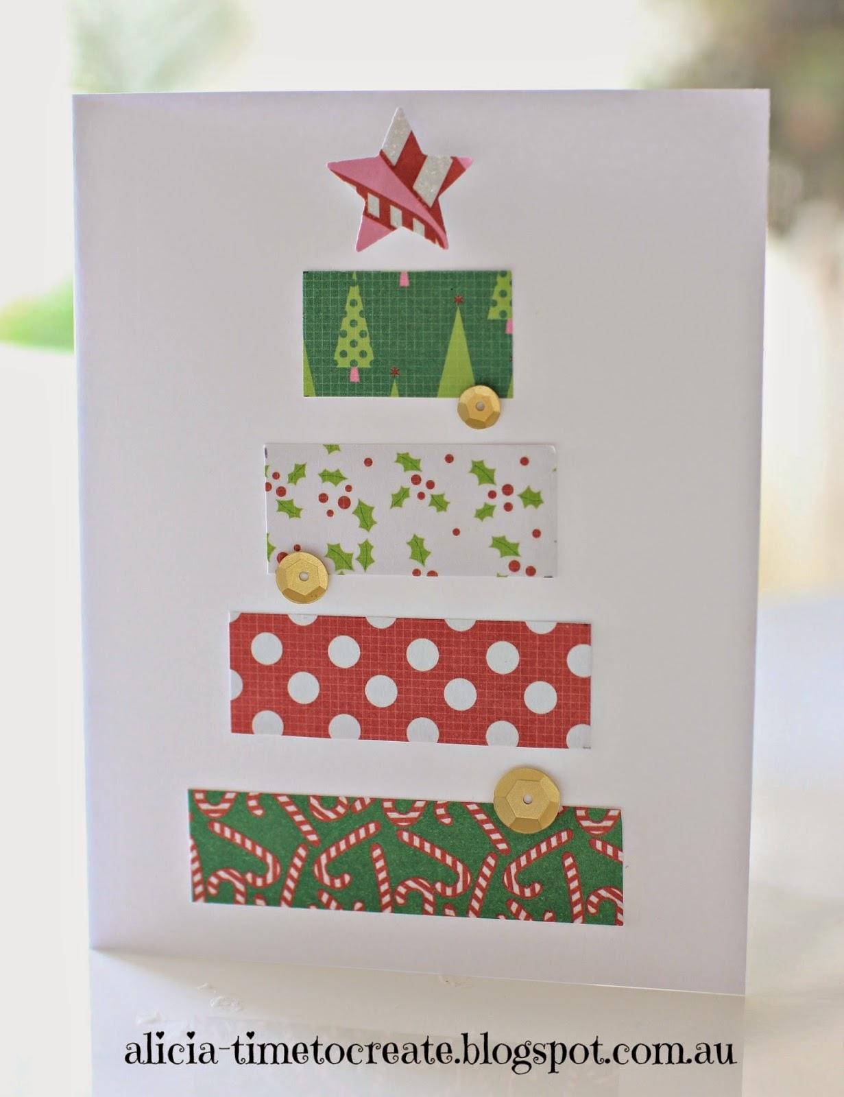 DIY Christmas Cards