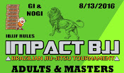 ADULTS/MASTERS IMPACT BJJ 8/13/2016