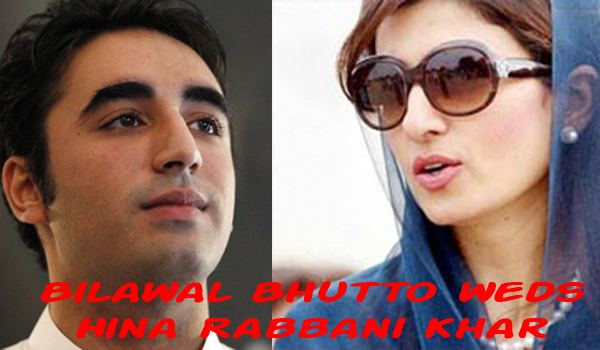 Hina Rabbani Khar And Bilawal Bhutto Hot Pictures Hina Rabbani Khar and
