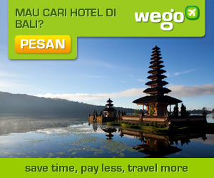 Wego BALI  ( Click banner and link for more info )