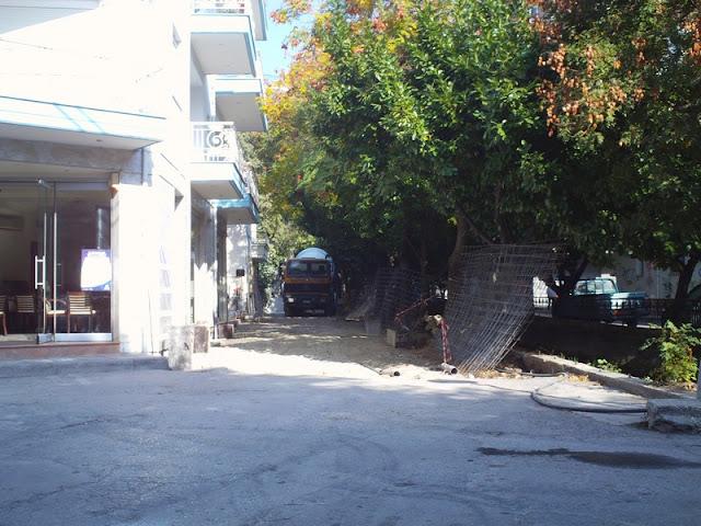 Πεζοδρόμησαν την οδό Θεσσαλονίκης για να γίνει τι άλλο...