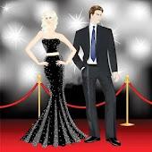 La pareja elegante