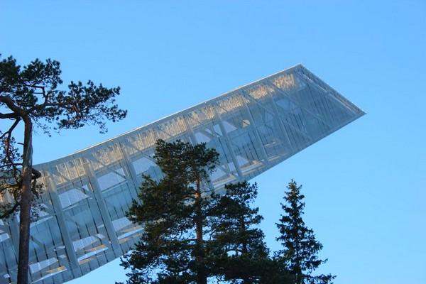 Skocznia w Holmenkollen