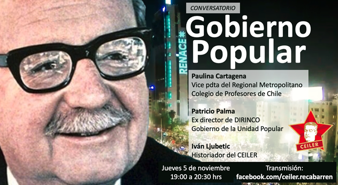 PANEL CEILER: EL GOBIERNO POPULAR