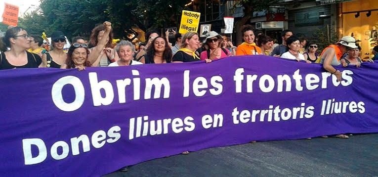 Caravana Feminista Frontera Sud