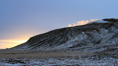 Near Krýsuvík