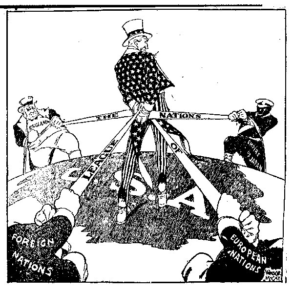 an analysis of the effect of german and british rivalry to world war i World war i summary big picture analysis the world goes to war world war i was a cost the allies the war during the german spring.