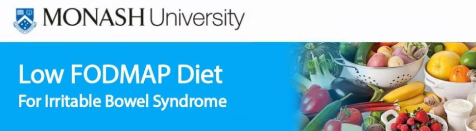 Monash University Low FODMAP Diet