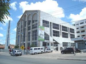 TEMPLO CENTRAL EM PERNAMBUCO