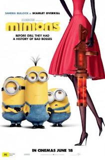 Wow.. Penonton Bioskop Kaget, Minions Ngobrol Pake Bahasa Indonesia di Film Minions