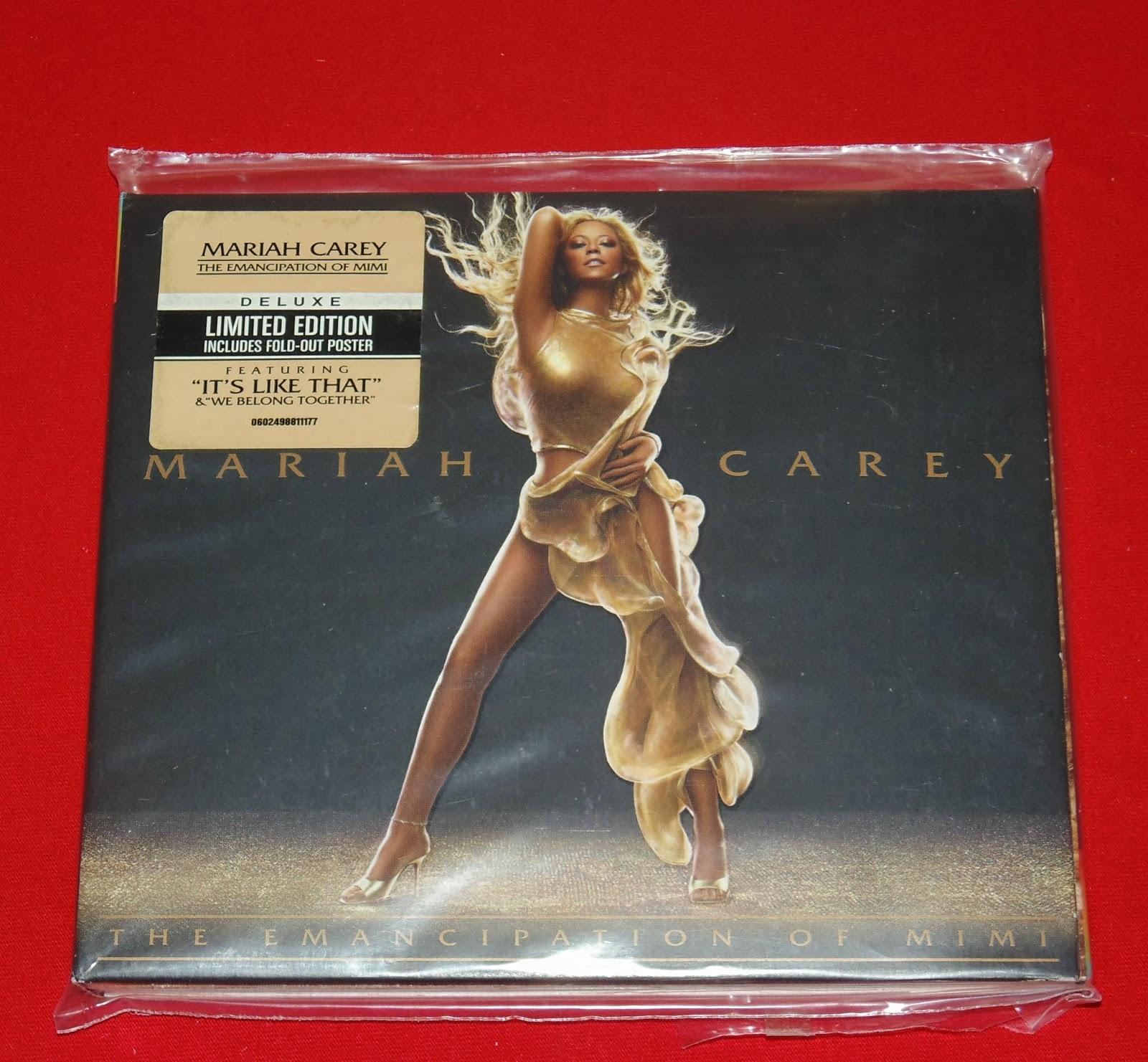 Mariah Carey The Emancipation Of Mimi Ultra Platinum ...
