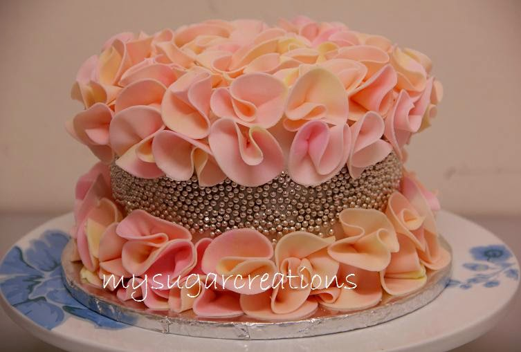 Ruffle and Blink Hantaran Cake Class