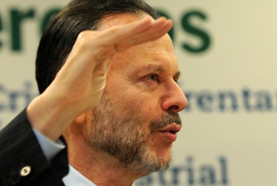 presidente do Banco Nacional de Desenvolvimento Econômico e Social (BNDES), Luciano Coutinho, Foto: Valor