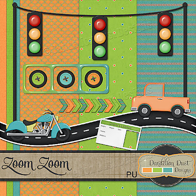 Facebook Freebie - Zoom Zoom